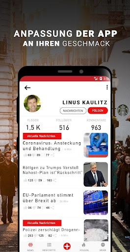 Aktuelle Nachrichten aus Deutschland screenshot 5