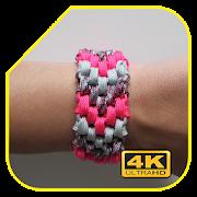 DIY Bracelet Shoelace Crafts APK