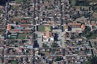Photo: Lamay desde la alturas Camino Inca que va de Tambomachay a Huchuyqosqo
