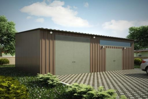 Projekty Garaży Blaszanych Toobapl
