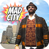 Mad Town Andreas Adventures