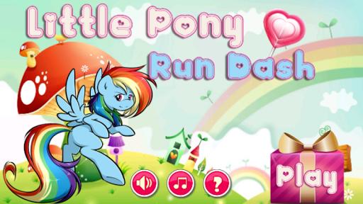 玩免費冒險APP|下載Little Pony Run Dash app不用錢|硬是要APP