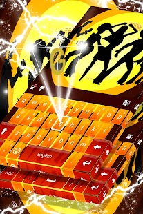Funky Keyboard - náhled