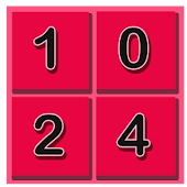 1024 - Simple puzzle game free