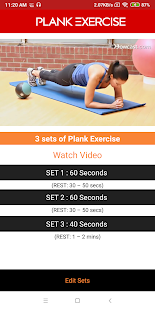 Workout Coach for Beginners Pro Screenshot