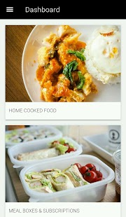 Oota Box: Home Cooked Food- screenshot thumbnail