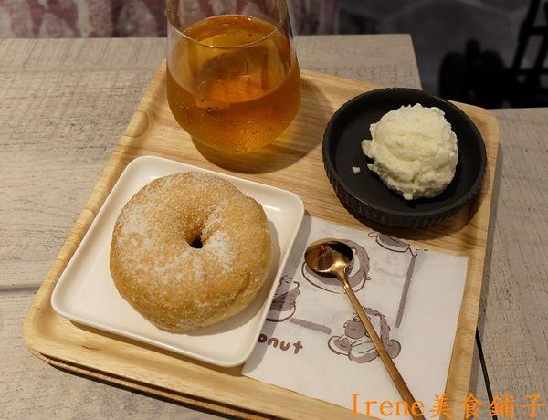 【Hoo. Donut 呼點甜甜圈】飲品跟甜甜圈都好美味喔(中正區美食)