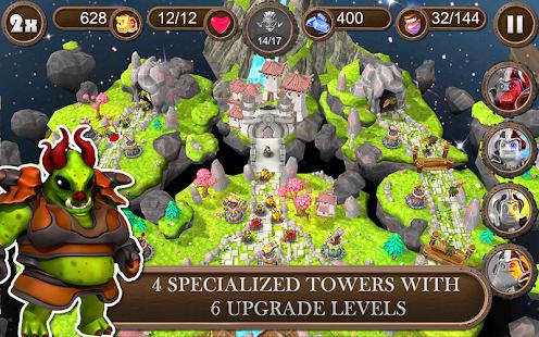 Brave Guardians Screenshot 2