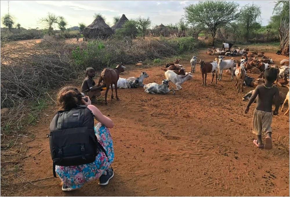 Эфиопия январь 2019. Юг+Север
