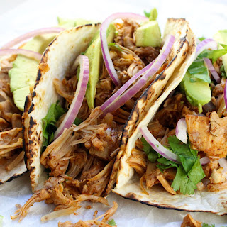 Easy Vegan Jackfruit Tacos.