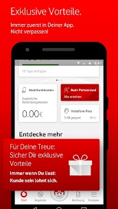 MeinVodafone 10.7.0.0 [Mod + APK] Android 3