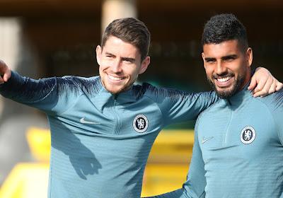 Emerson Palmieri et Jorginho entrent dans l'histoire