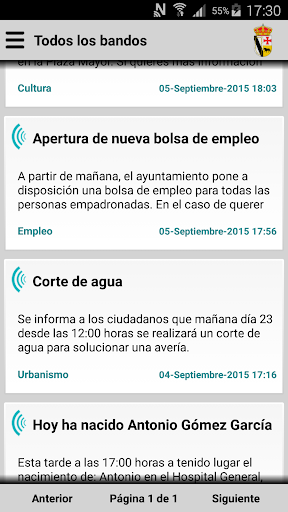 La Garganta Informa
