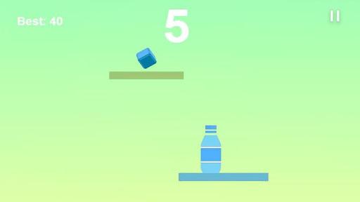 Flip Water Bottle  screenshots 7