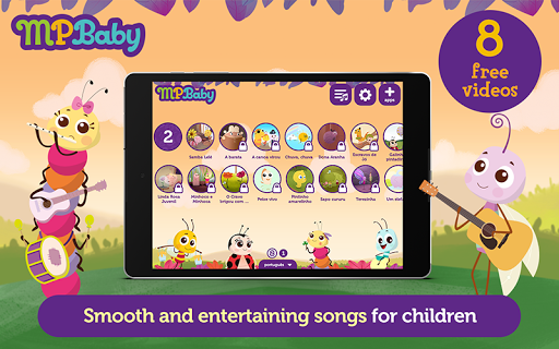 MPBaby : Smooth songs