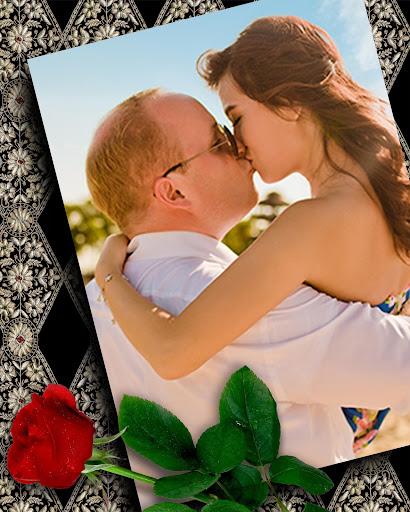 玩免費攝影APP|下載ロマンチックなフォトフレーム app不用錢|硬是要APP