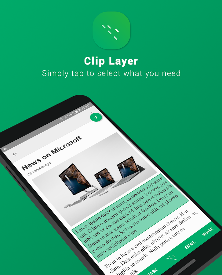 Clip Layer- screenshot