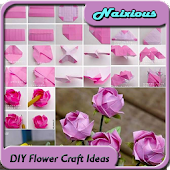 DIY Flower Craft Ideas