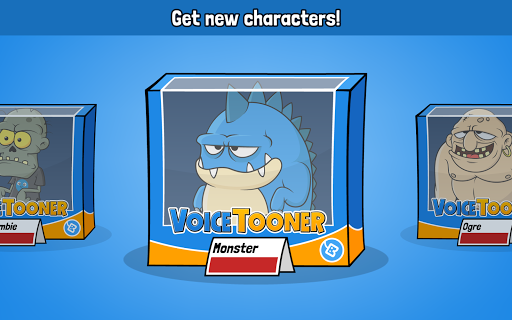 VoiceTooner - Voice changer with cartoons screenshot 14