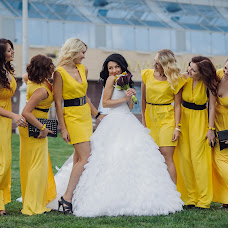 Wedding photographer Roman Kostyuchenko (ramonik). Photo of 12.04.2016