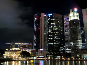 Photo: Singapore River and CBD district
