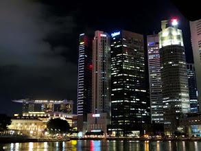 Photo: Singapore River and CBD district