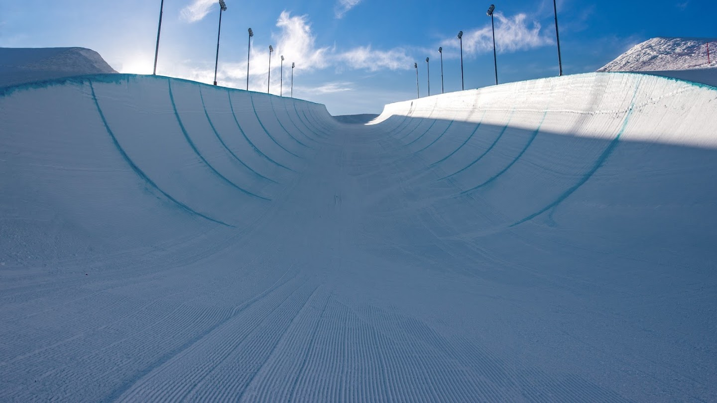 Watch Dew Tour - History of Halfpipe live