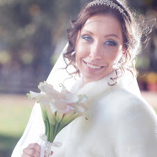 Wedding photographer Elena Kryazheva (Kryajeva). Photo of 12.10.2014