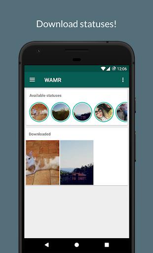 WAMR screenshot 4