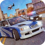 Police Car Chase - Mission 2020 Escape Game icon