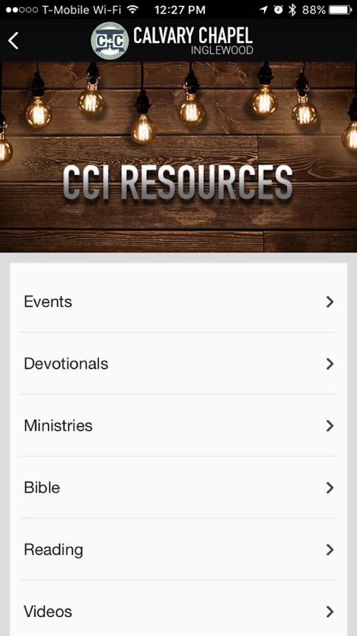 Calvary Chapel Inglewood- screenshot