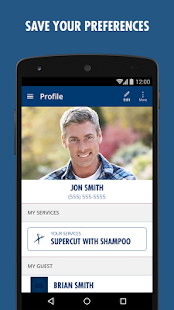 Supercuts – Hair Salon- screenshot thumbnail