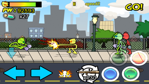 Anger of stick 1 - screenshot