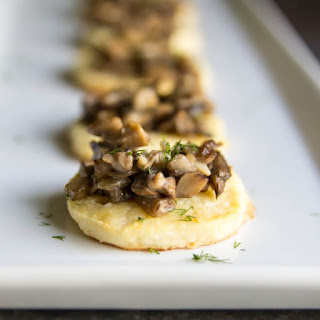 French Mushroom Appetizer Recipes