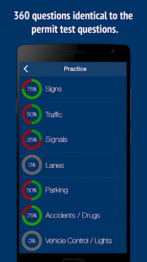 California DMV 2018 Test Prep  screenshots 2