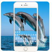 Dolphin Keyboard Theme