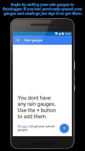 Rainlogger
