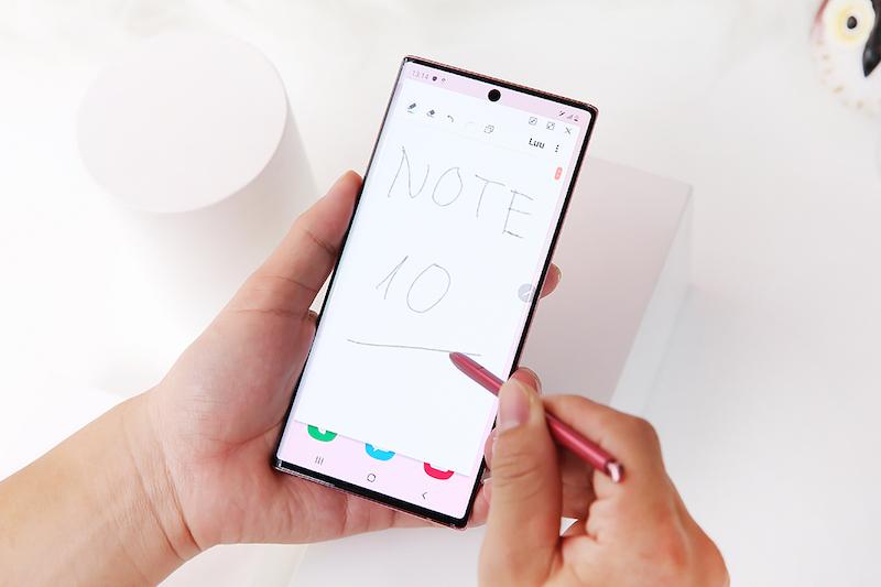 Sửa lỗi cảm ứng trên main Galaxy Note 10, Note 10 Plus lấy ngay