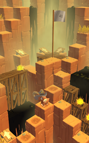 Mountain Goat Mountain v1.2.41 Apk Mod (Unlimited Money) - screenshot