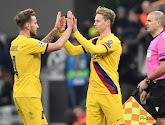 FC Barcelona krijgt opsteker te verwerken voorafgaand wedstrijd van de laatste hoop
