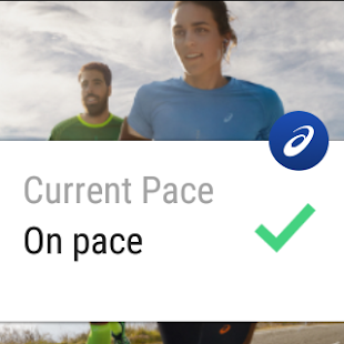 MY ASICS Run Training – Vignette de la capture d'écran