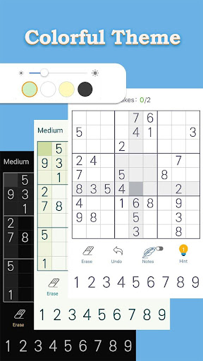 Sudoku Joy - Free Classic Number Puzzle Games 2.7701 screenshots 2