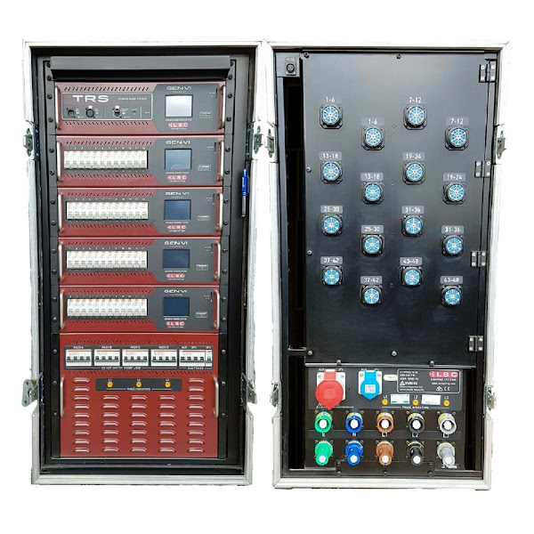 Gen VI Touring System 48 Way Rack