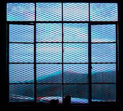 Photo: Through A Dirty Window