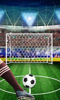 Football screen lock - screenshot