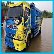 Modification Dump Truck