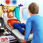 Kids Hospital Emergency Rescue - Doctor Games Icon
