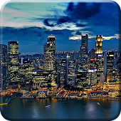 City Night Live Wallpaper PRO