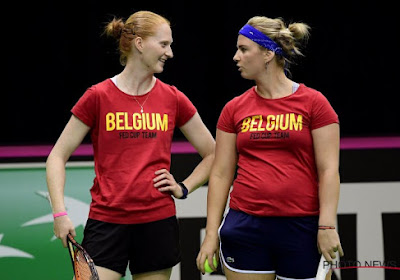 WTA Rabat: Alison Van Uytvanck remporte le duel belge et accède aux demi-finales