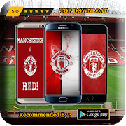 BEST WALLPAPER MANCHESTER UNITED HD 2018 icon